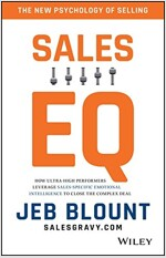 Sales Eq: How Ultra High Performers Leverage Sales-Specific Emotional Intelligence to Close the Complex Deal (Hardcover)