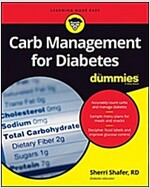 Diabetes and Carb Counting for Dummies (Paperback)