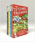 13층 나무집 시리즈 4종 세트 (영국판) (Paperback, UK Edition)