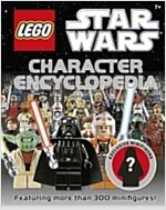 Lego Star Wars Character Encyclopedia [With Lego Han Solo Minifigure] (Hardcover)