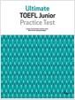 [중고] Ultimate TOEFL Junior Practice Test (본책 + 정답 및 해설 + MP3 CD 1장)