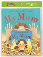 Pictory Set 1-04 / My Mum (Book, Audio CD)