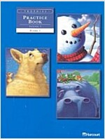 Trophies: Practice Book, Volume 1 Grade 1 (Paperback, Student)