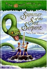 Summer of the Sea Serpent (Hardcover)