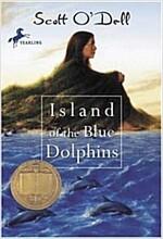 [중고] Island of the Blue Dolphins (Paperback, Reprint)