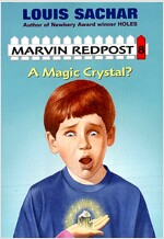 Marvin Redpost #8: A Magic Crystal? (Paperback)