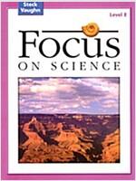 [중고] Steck-Vaughn Focus on Science: Student Edition Level E (Paperback, Teacher)