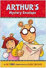 Arthur's Mystery Envelope Chapter Book # 1 (Paperback)