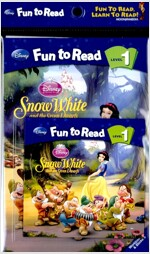 Snow White (Paperback + Workbook + Audio CD 1장)
