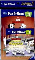 101 Dalmatians Rescue the Puppies! (Paperback + Workbook + Audio CD 1장)