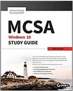 McSa Windows 10 Study Guide: Exam 70-698 (Paperback)