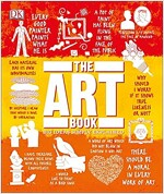 The Art Book: Big Ideas Simply Explained (Hardcover)