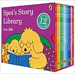 Spot's Story Library 12 Board Books Set (Slipcase Set)