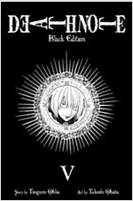 Death Note Black Edition, Volume 5 (Paperback)