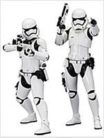 ARTFX+ STAR WARS ファ-スト·オ-ダ- スト-ムトル-パ- 2パック 1/10スケ-ル PVC製 塗裝濟み簡易組立フィギュア (おもちゃ&ホビ-)