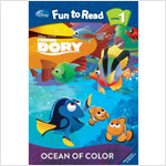 Disney Fun to Read / Ocean of Color [도리를 찾아서] (Paperback)