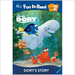 Disney Fun to Read / Dory's Story [도리를 찾아서] (Paperback)
