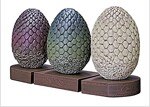 Game of Thrones Dragaon Egg Bookends (ACC)