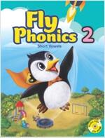 Fly Phonics 2: Short Vowels