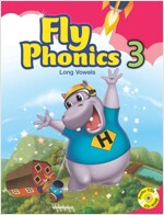 Fly Phonics 3: Long Vowels