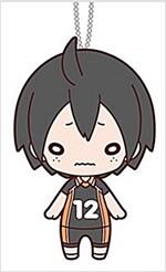 니토탄 하이큐!! 볼체인 인형 야마구치 총길이 약13cm (おもちゃ&ホビ-)