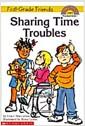 [중고] Sharing Time Troubles (Paperback)