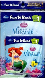 The Little Mermaid (Paperback + Workbook + Audio CD 1장)