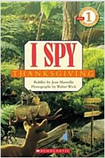 I Spy Thanksgiving (Paperback)
