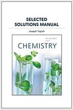 [중고] Selected Solutions Manual for Chemistry (Paperback, 6, Revised)