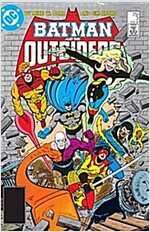 Batman and the Outsiders Vol. 1 (Hardcover)