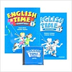 English Time Level 1 Pack (Student Book 1권 + Workbook 1권 + CD 2장)