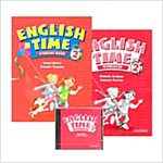 English Time Level 2 Pack (Student Book 1권 + Workbook 1권 + CD 2장)