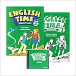 English Time Level 3 Pack (Student Book 1권 + Workbook 1권 + CD 2장)