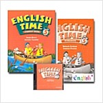English Time Level 5 Pack (Student Book 1권 + Workbook 1권 + CD 2장)