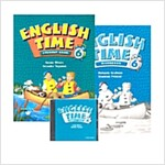 English Time Level 6 Pack (Student Book 1권 + Workbook 1권 + CD 2장)