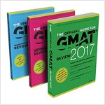 The Official Guide to the GMAT Review 2017 Bundle + Question Bank + Video (Paperback, 2)