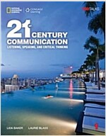 [중고] 21st Century Communication 1:  Student Book with Online Workbook (Paperback)