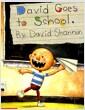 [중고] David Goes to School (Paperback)