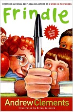 Frindle (Paperback, 미국판)