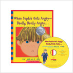 When Sophie Gets Angry--Really, Really Angry... - Audio [With CD] (Audio CD)
