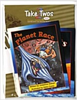 Take Twos Grade 1 Level F-4: The Planets / The Planet Race (Paperback 2권 + Workbook 1권 + CD 1장)
