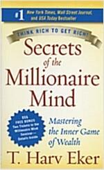 Secrets of the Millionaire Mind (Mass Market Paperback, International)