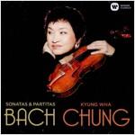 [수입] 바흐 : 무반주 바이올린 소나타와 파르티타 전곡 [2CD]