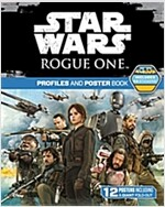 Star Wars Rogue One: Profiles and Poster Book (Paperback)