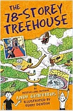 The 78-Storey Treehouse (Paperback, Main Market Ed.)