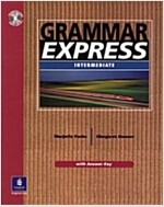 Grammar Express-Intermediate: For Self-Study and Classroom Use [With CDROM] (Paperback)