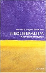 Neoliberalism: A Very Short Introduction (Paperback)