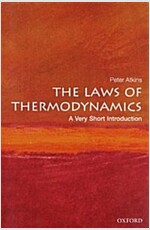 The Laws of Thermodynamics: A Very Short Introduction (Paperback)