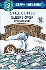 Little Critter Sleeps Over (Paperback)