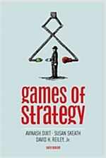 Games of Strategy (Hardcover, 3)